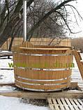 Офуро, японская баня для 5-6 человек, фото 5