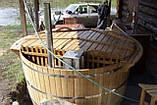 Офуро, японская баня для 5-6 человек, фото 6