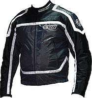 Мотокуртка текстильная Speed Gear Серо-черная, S