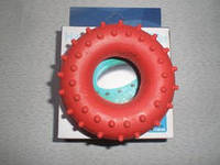 Эспандер кистевой, кольцо с шипами 40 кг.