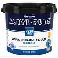 Шпаклевка Акрил-путц 1,5 кг (финиш и старт)