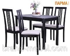 Комплект Парма (стол + 4 стула)