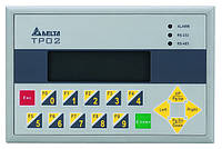 "Панель оператора текстовая 2,8"", 160x32пикс., 256K FLASH, порты RS-232,RS-485, TP02G-AS1, фото 1"