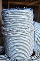 Мотузка 10 мм - 50 м, шнур капроновий (поліамідний), фото 1