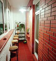 Балконы, лоджии под ключ