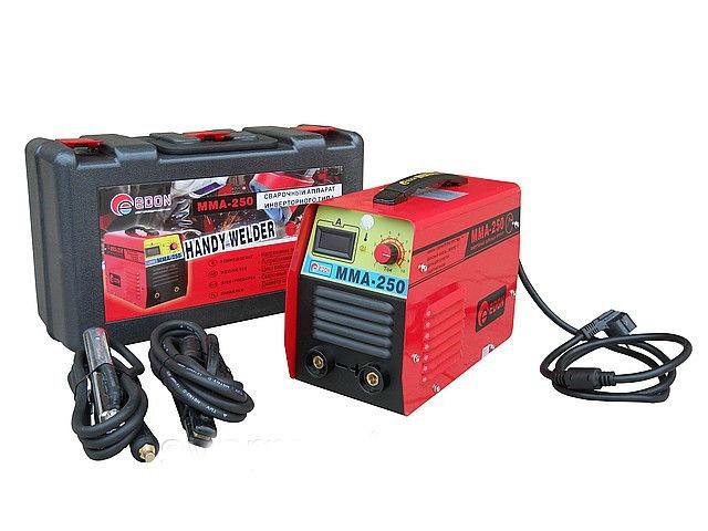 Инверторный сварочный аппарат EDON RED MMA-250