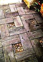 """Форма для тротуарной плитки """"Деревенская дорожка"""""""