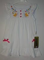 Красивое платье для девочки 1-3 года