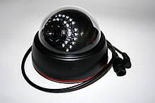 Камера внутрішнього спостереження купольна IP (MHK-N301-100W)