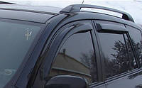 Ветровики на окна тонкие (тониров.) EGR TOYOTA RAV4 5DR LWB 06-13 #