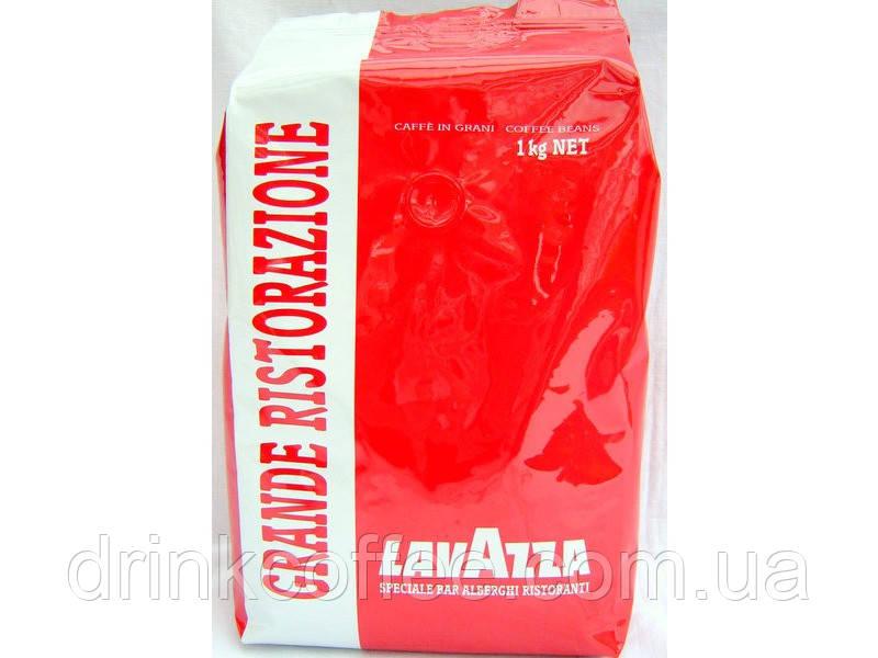 Кава в зернах Lavazza Grande Ristorazione, 30% Арабіка/70% Робуста, Італія, 1 кг