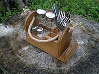 Корзинка для соусов, специй, приборов, фото 1
