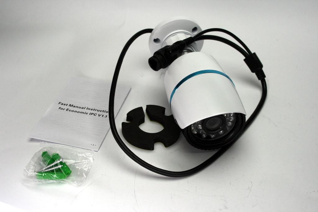Камера наружного наблюдения с креплением IP (MHK-N520-100W)
