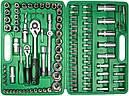 Набір інструментів для авто на 108 одиниць Intertool ET-6108SP, фото 2