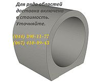 Звенья круглых труб с плоским опиранием