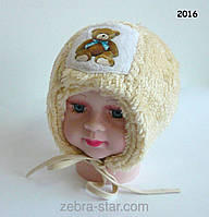 Зимняя шапка Pepe, TM Jamiks, Польша. 42 см
