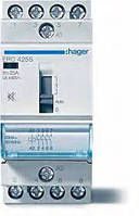 Контактор Hager ESC425 230 В/25A, 4 НО