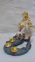 Статуетка свічник Русалка
