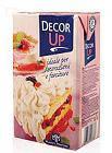 Вершки кондитерські солодкі Decor Up, Італія 1 л