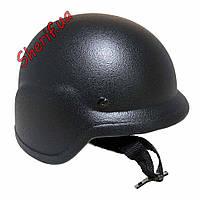 Шлем кевларовый баллистический   PSGT BH 1 Black 2 класс ( 2275 )