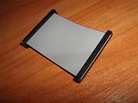 Кабель шлейф IDE 44 pin мама-мама 5 см 2.5 ноут HDD FF female  Шлейф для подключения устройс