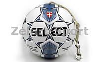 Мяч футбольный тренировочный (фут.тренажер) №5 SELECT COLPO DI TESTA Header training