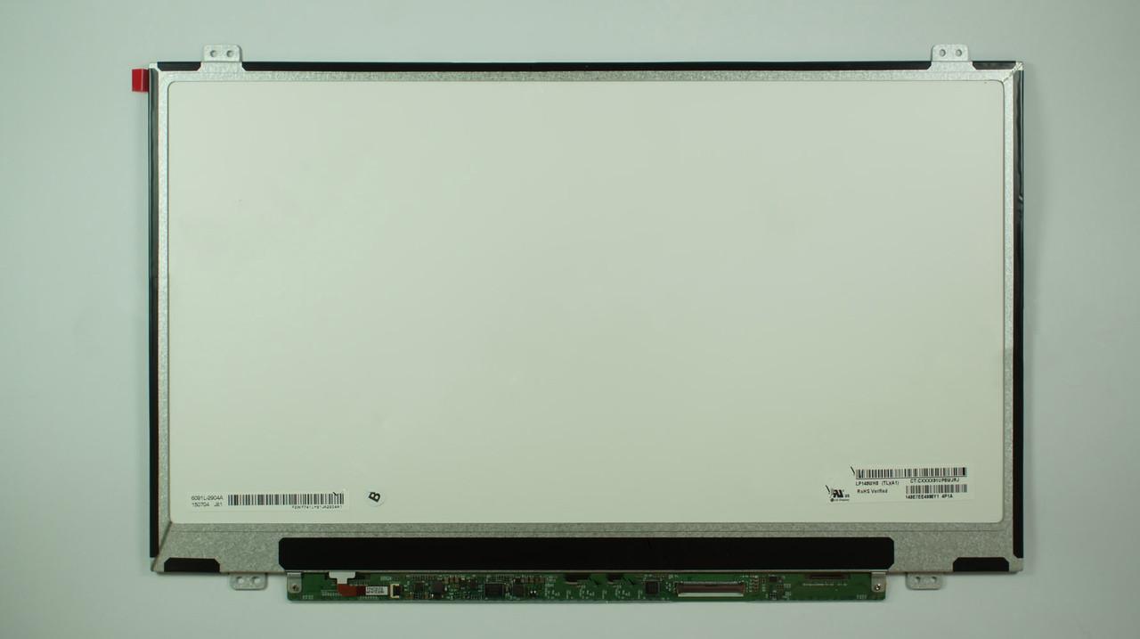 """Матрица 14.0"""" LTN140AT21-T01 (-001, -002) (1366*768, 40pin, LED, SLIM(без доп. панели !!!), глянец, разъем сле"""