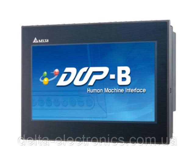 """Панель оператора графічна 10,1"""" TFT, 65536 кольорів (1024x600), Ethernet, SD, DOP-B10E615"""