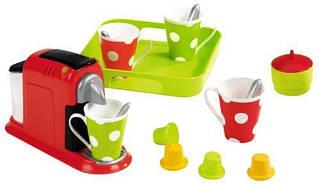 Набор посуды с кофеваркой Ecoiffier 2614