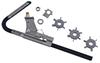 Т 75523   Набор для чистки канавок поршневых колец  AmPro