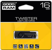 Флеш-драйв GOODRAM TWISTER 16 GB RETAIL 9