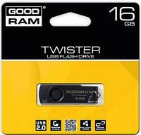 Флеш-драйв GOODRAM TWISTER 16 GB RETAIL 9