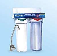 Двухступенчатый фильтр для воды UWF-XG 2