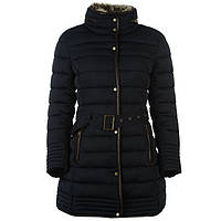 Теплая женская зимняя куртка Firetrap размер 50-52