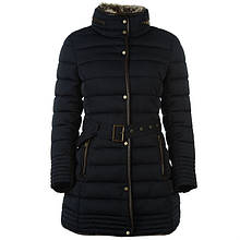 Теплая зимняя куртка Firetrap размер 50-52 RU женская, куртки женские зимние