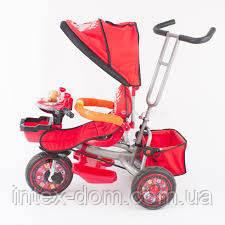Велосипед  M 1660-2R  (Красный)