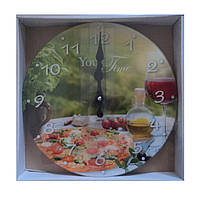 Настенные кухонные часы 01-326