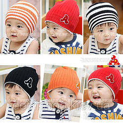 Детские двусторонние шапочки Dr.Cap
