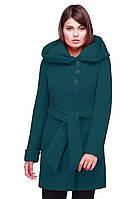 Осенние пальто модного дизайна с капюшоном