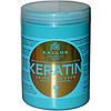 Маска для сухих и поврежденных волос с кератином 1000 мл Kallos