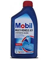 Масло трансмиссионное Mobil ATF Multi-Vehicle 1L
