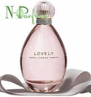 Sarah Jessica Parker Lovely - Набор (Парфюмированная вода 100 мл * Лосьон для тела 200 мл * Гель для душа 200 мл)
