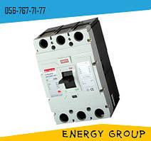 Силовой автоматический выключатель 630SL, 3p, 630А
