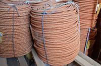 Шнур 8 мм плетенный кордовый, фото 1