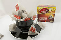 Чай в пирамидках Sir Edvard в ассортименте