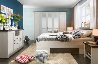 Комплект для спальни BRW Luca
