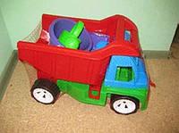 "Машина грузовик ""Алекс"" с ведром 085 ТМ Бамсик"