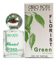 Парфюмерная вода для женщин Florist Green Carlo Bossi Mini, 10 мл, (Carlo Bossi)