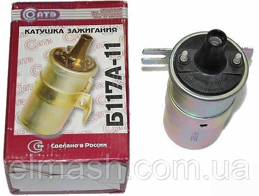 Катушка зажигания ВАЗ 2101-07, 2121 Б117А (пр-во СОАТЭ)