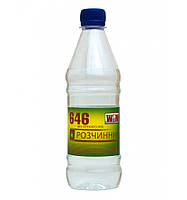 Растворитель 646 без прекурсоров ТМ WIN  (0,5л/0,8л/1л/4л/5/л/20/200л) От упаковки